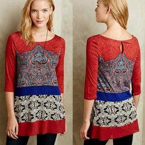 Anthropologie Akemi + Kin Gia tunic top